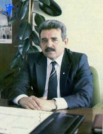 Aleksandar Trifunovic - član presednistva RK Metaloplastika