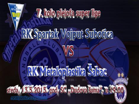 Spartak - Metaloplastika