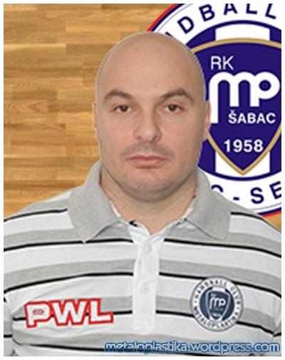 Stojinović Slaviša Funkcija: Pomoćni trener