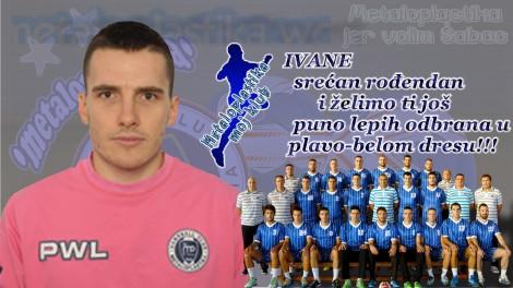 Ivan Maksimovic - rodjendan