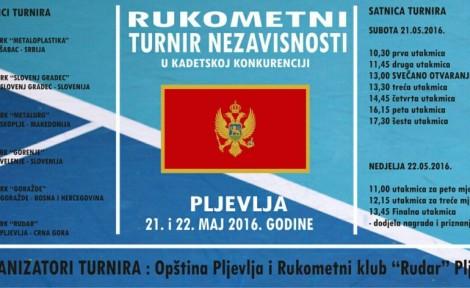 Turnir nezavisnosti Pljevlja 2016