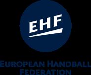 EHF logo Blue