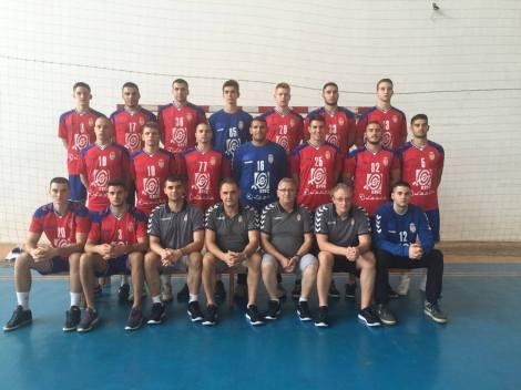 Juniorska reprezentacija Srbije